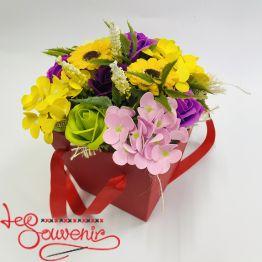 Квіти з мила RTY-1005