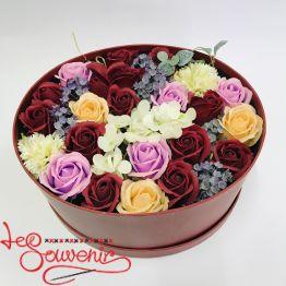 Цветы из мыла RTY-1010