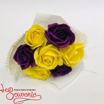 Flowers with soap RTY-1016
