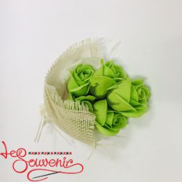 Flowers with soap RTY-1020