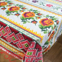 Colored Tablecloth EVS-1006