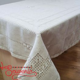 Embroidered Handmade Tablecloth EVS-1008