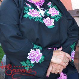 Вишиванка Рожеві троянди OVR-1029