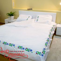 Embroidered Bed linen Сhamomile VPB-1001