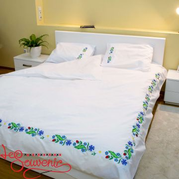 Embroidered Bed linen Сhamomile VPB-1001