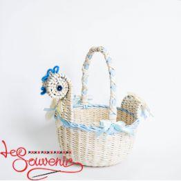 White Basket Chicken SVK-1003