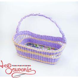 Violet Basket SVK-1014