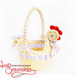 Beige Basket Chicken SVK-1030