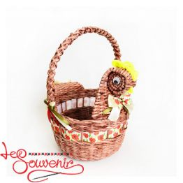 Brown Basket Chicken SVK-1031