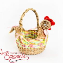 Brown Basket Chicken SVK-1033