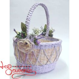 Wicker Basket SVK-1046