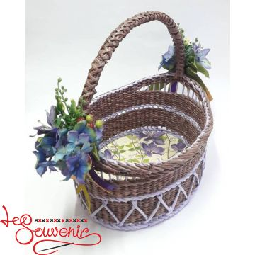 Wicker Basket SVK-1047