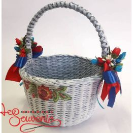 Wicker Basket SVK-1049