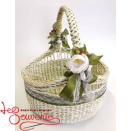 Wicker Basket SVK-1054