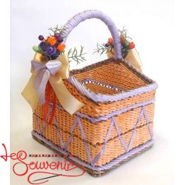 Wicker Basket SVK-1056