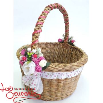 Wicker Basket SVK-1057