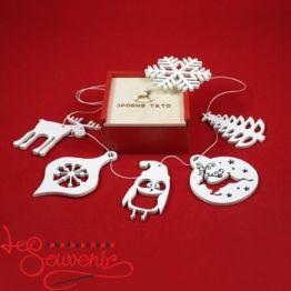 Набор деревянных игрушек INS-1001