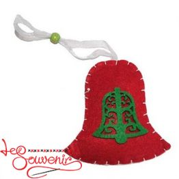 Textile Toy Bell INS-1009