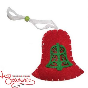 Іграшка текстильна Дзвіночок INS-1009