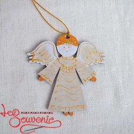 Wooden toy Angel INS-1019
