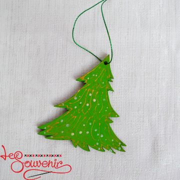 Wooden Toy Christmas tree INS-1020