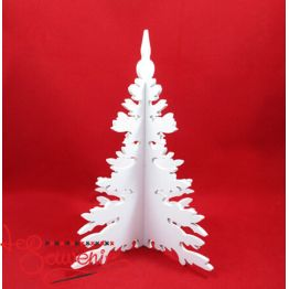 Wooden Christmas Tree INS-1021