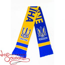 Футбольний шарф Ukraine PSH-1008