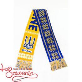 Футбольный шарф Ukraine PSH-1008