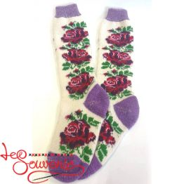 Women's Knitted High Socks ISV-1002