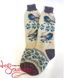 Women's Knitted High Socks ISV-1003