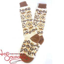 Women's Knitted High Socks ISV-1005