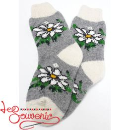 Women's Knitted Socks ISV-1015