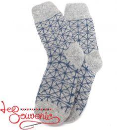 Жіночі в'язані шкарпетки ISV-1017