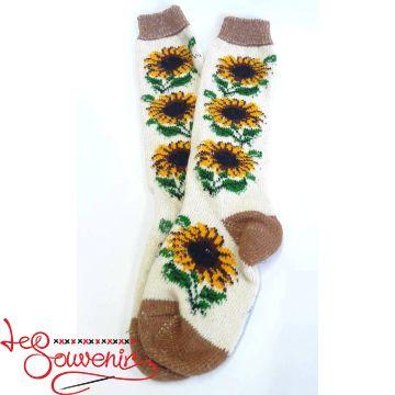 Women's Knitted High Socks ISV-1027
