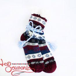 Женские тёплые носки ISV-1040
