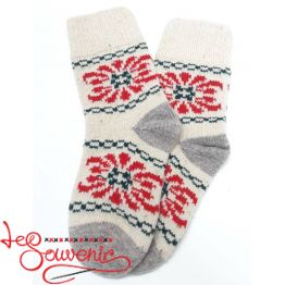 Women's Knitted Socks ISV-1059
