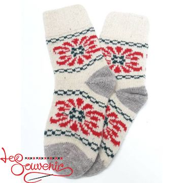 Жіночі в'язані шкарпетки ISV-1059