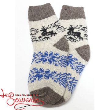 Women's Knitted Socks ISV-1061