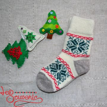 Women's Knitted Socks ISV-1064