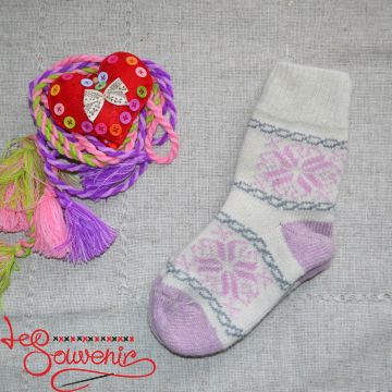 Women's Knitted Socks ISV-1067