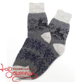 Women's Knitted Socks ISV-1069