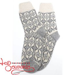 Women's Knitted Socks ISV-1070