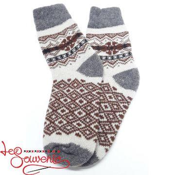 Жіночі в'язані шкарпетки ISV-1071