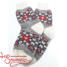 Women's Knitted Socks ISV-1072