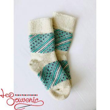 Жіночі в'язані шкарпетки ISV-1075