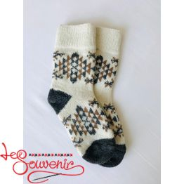 Women's Knitted Socks ISV-1076