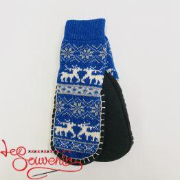Детские тёплые носки ISV-1085