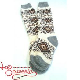 Women's Knitted High Socks ISV-1087