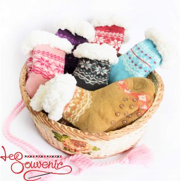 Children's Warm Socks ISV-1089