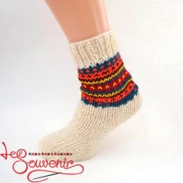Women's Knitted Socks ISV-1090